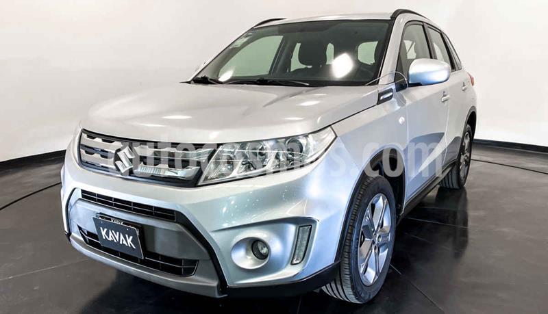 Suzuki Vitara GLS Aut usado (2016) color Plata precio $232,999