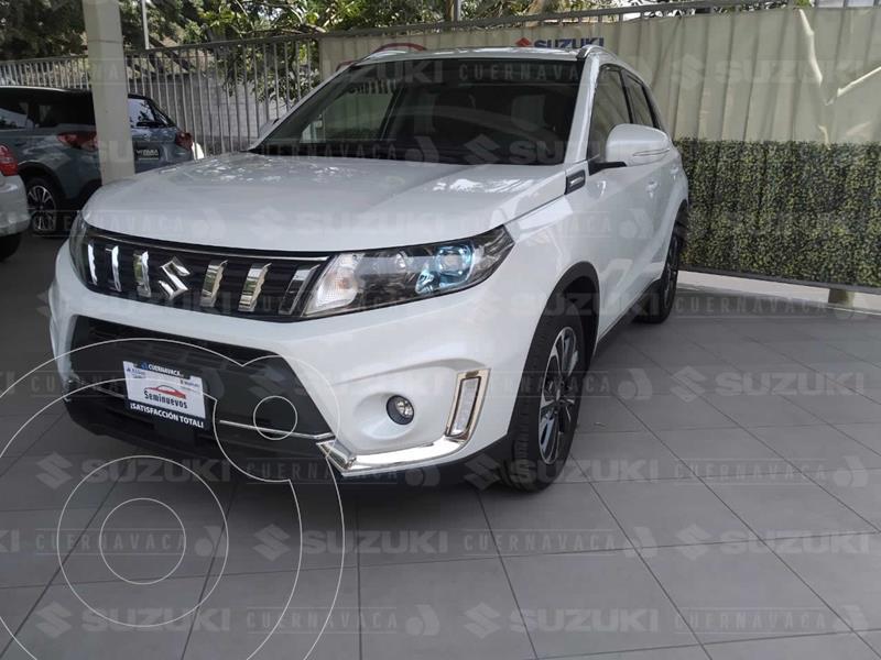 Foto Suzuki Vitara GLX Aut usado (2020) color Blanco precio $366,600