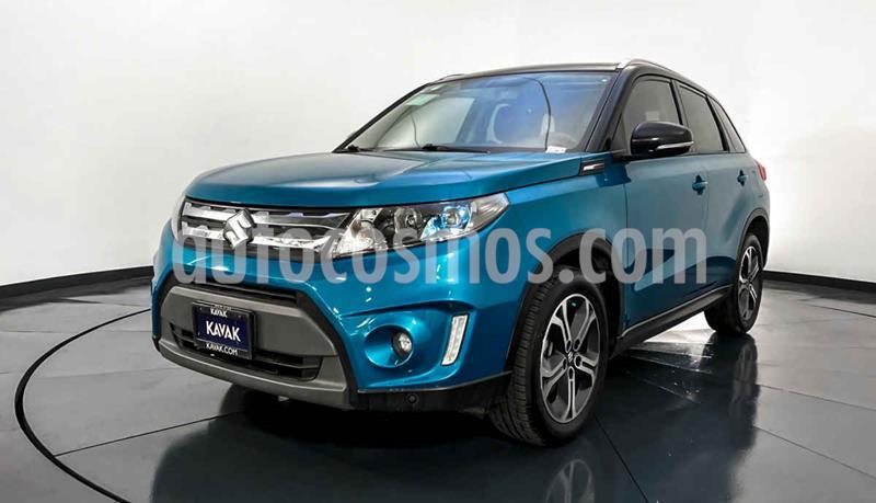 Suzuki Vitara GLX Aut usado (2016) color Azul precio $254,999