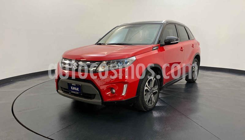 Suzuki Vitara GLX Aut usado (2018) color Rojo precio $304,999