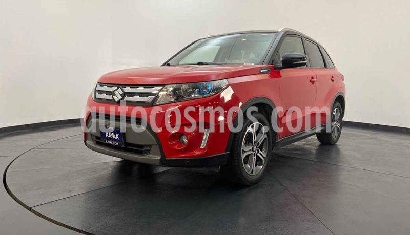 Suzuki Vitara GLX Aut usado (2016) color Rojo precio $267,999