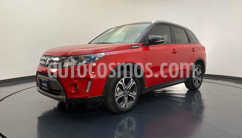 Suzuki Vitara GLX Aut usado (2016) color Rojo precio $259,999
