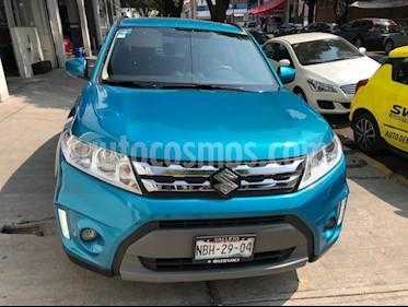 Suzuki Vitara GLS usado (2016) color Turquesa precio $240,000