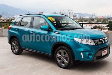 Suzuki Vitara GLS Aut usado (2016) color Azul precio $219,700
