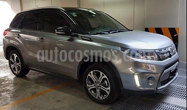 Suzuki Vitara GLX Aut usado (2018) color Plata precio $308,000