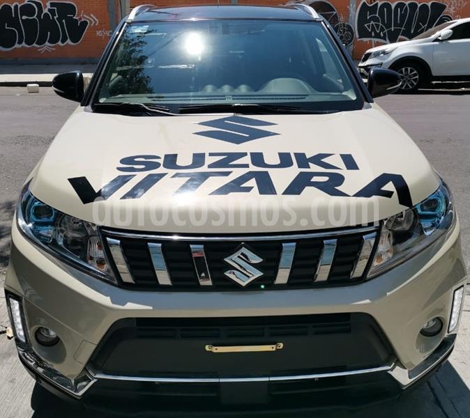 Suzuki Vitara Boosterjet usado (2020) color Crema precio $362,990