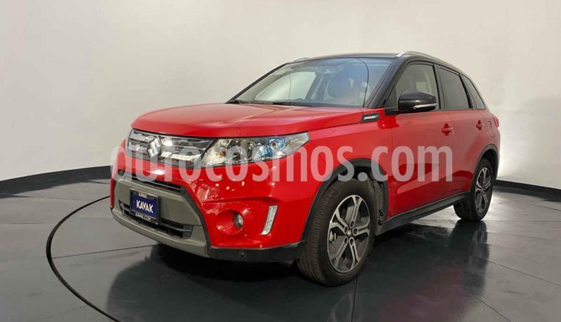 Suzuki Vitara GLX Aut usado (2018) color Rojo precio $284,999