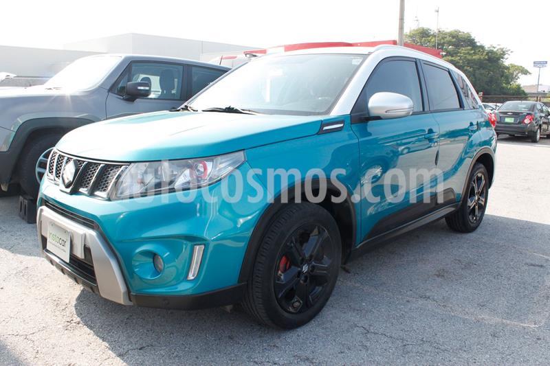Suzuki Vitara Boosterjet usado (2018) color Azul precio $305,093