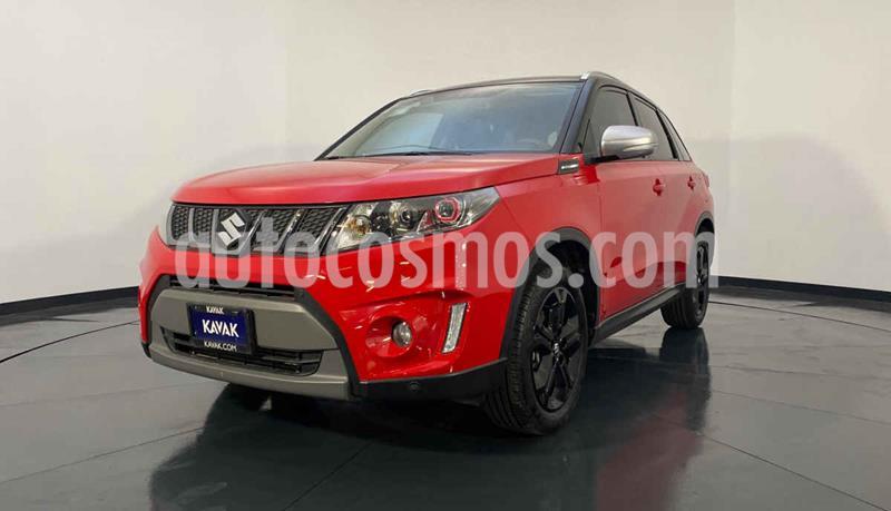 Suzuki Vitara GLS Aut usado (2018) color Rojo precio $307,999