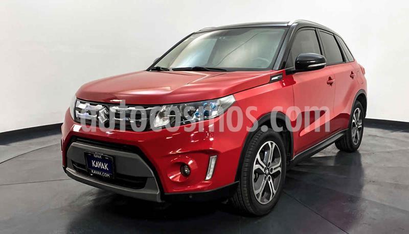 Suzuki Vitara GLX Aut usado (2016) color Rojo precio $254,999