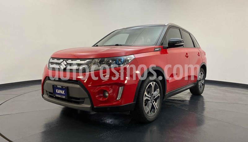 Suzuki Vitara GLX Aut usado (2017) color Rojo precio $269,999