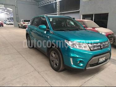 Suzuki Vitara GLS usado (2017) color Azul precio $220,000