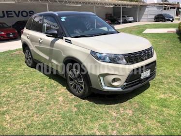 Suzuki Vitara 5p Boosterjet AG L4/1.4/T Aut usado (2019) color Blanco precio $345,001
