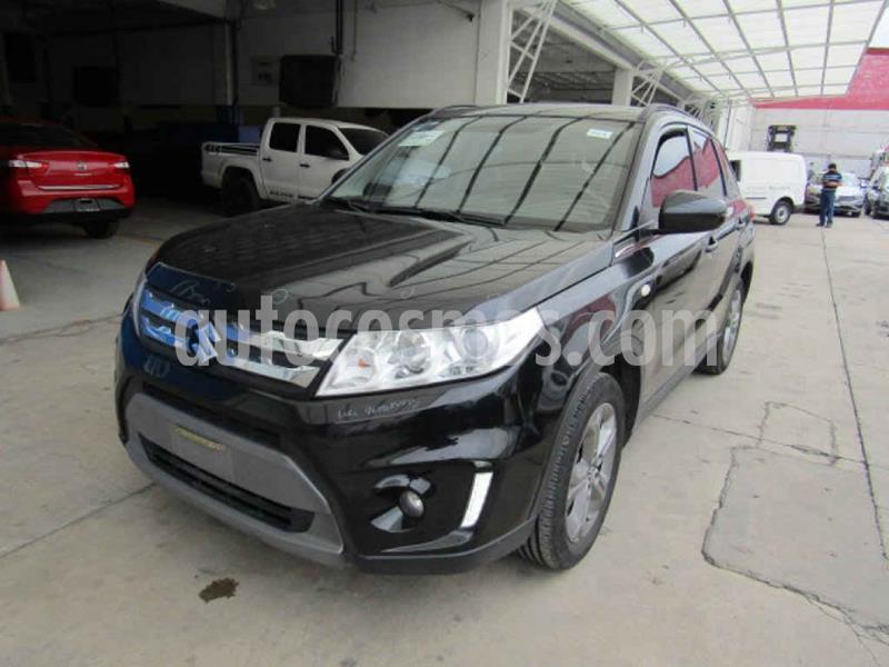 Suzuki Vitara GLS Aut usado (2016) color Negro precio $84,000