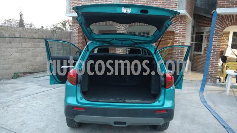 Suzuki Vitara GLS usado (2018) color Turquesa precio $258,000