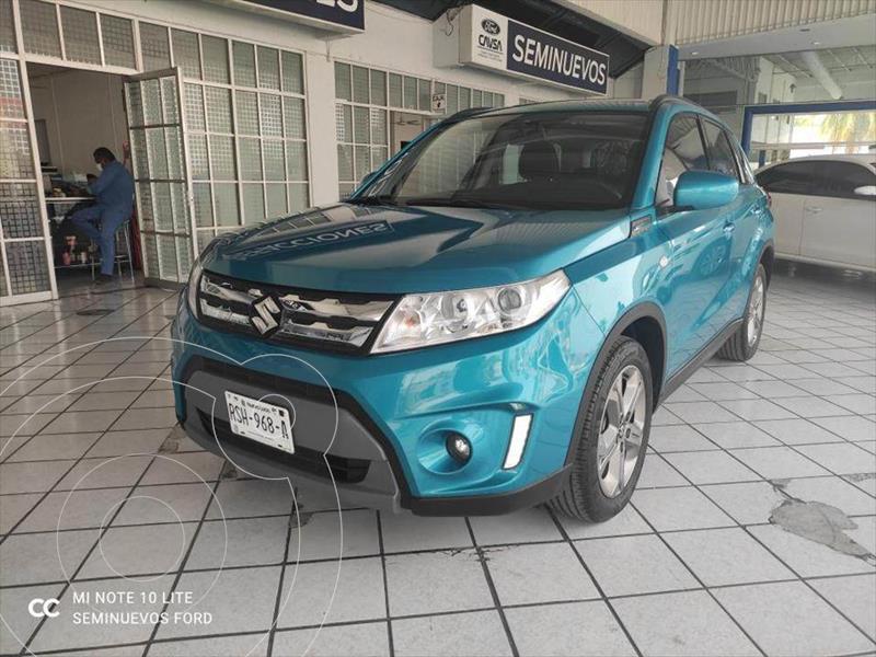 Foto Suzuki Vitara GLS Aut usado (2018) color Azul Claro precio $285,000
