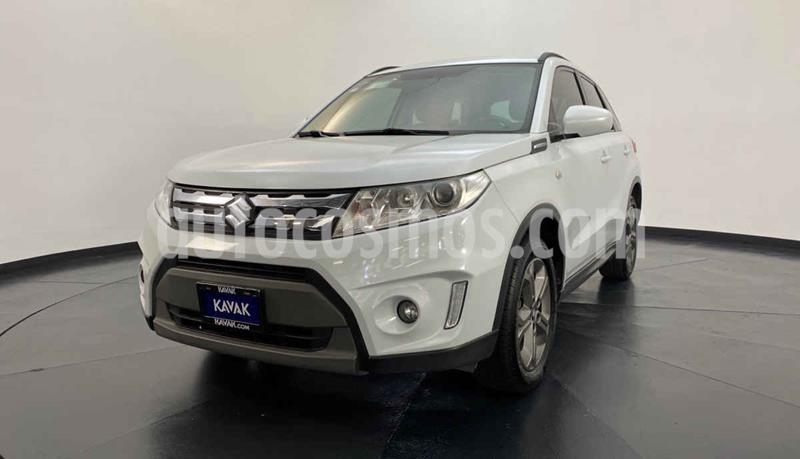 Suzuki Vitara GLS Aut usado (2016) color Blanco precio $237,999