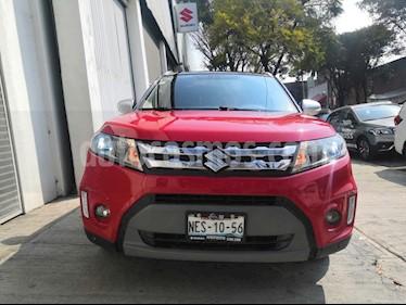 Suzuki Vitara GLX Aut usado (2017) color Rojo precio $250,000
