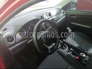 Suzuki Vitara GLS usado (2019) color Rojo precio $285,000