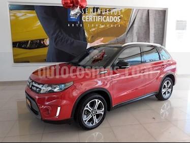 Suzuki Vitara 5P GLX L4/1.6 AUT usado (2016) color Rojo precio $261,900