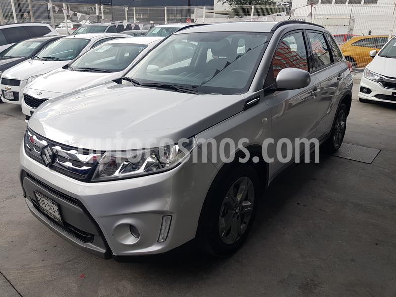 Suzuki Vitara GLS usado (2018) color Plata Paladio precio $260,000