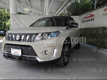 Suzuki Vitara Boosterjet AG Aut usado (2020) color Crema precio $393,590