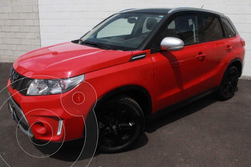 Foto Suzuki Vitara GLX Aut usado (2018) color Rojo precio $318,000