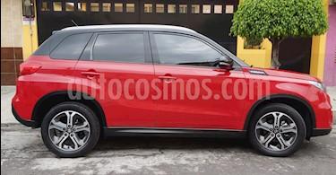 Suzuki Vitara GLX Aut usado (2018) color Rojo precio $290,000