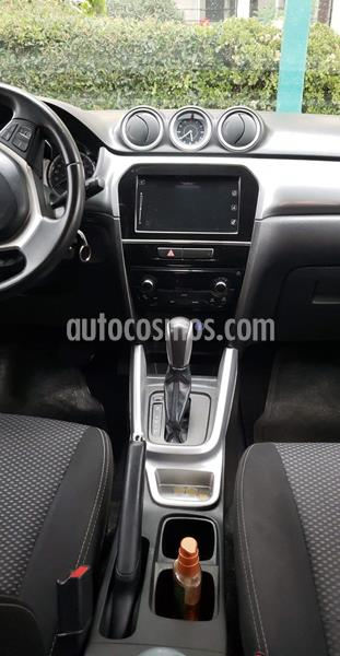 Suzuki Vitara GLS Aut usado (2016) color Negro precio $175,000