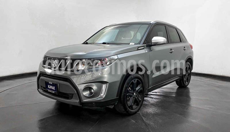 Suzuki Vitara GLS Aut usado (2018) color Gris precio $304,999
