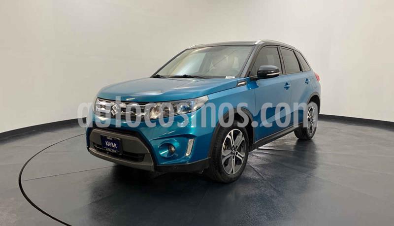 Suzuki Vitara GLX Aut usado (2016) color Blanco precio $242,999