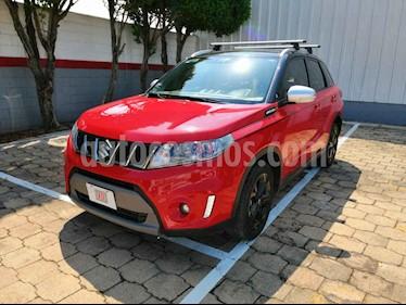 Foto venta Auto usado Suzuki Vitara Turbo Aut (2018) color Rojo precio $298,000