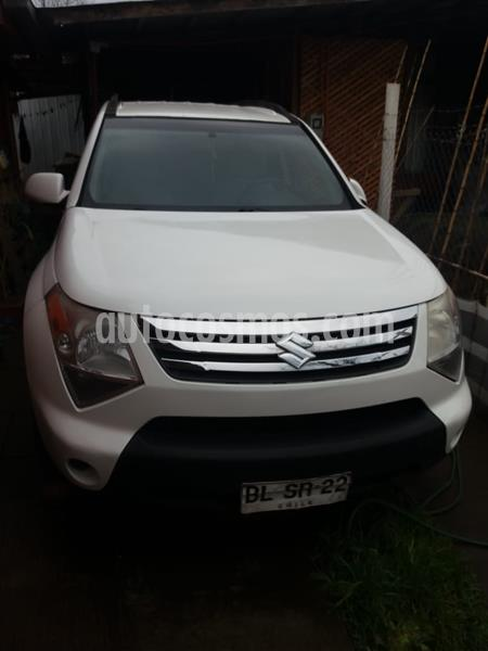 foto Suzuki XL7 3.6 LIMITED 2WD AT 5P usado (2008) color Blanco precio $6.000.000