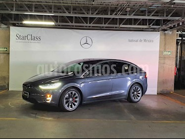 Tesla Model 3 Autonomia Mayor AWD usado (2019) color Gris precio $2,199,000