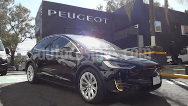 Foto venta Auto usado Tesla Model X 75D (2018) color Negro precio $1,610,000