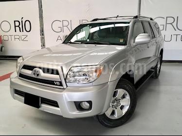 Foto venta Auto usado Toyota 4 Runner Limited  (2007) color Plata precio $135,000