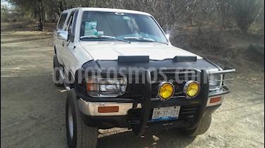 Foto venta Auto usado Toyota 4 Runner Limited (1989) color Blanco precio $88,000