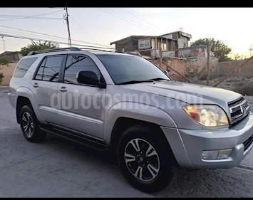 Foto venta Auto usado Toyota 4 Runner SR5 (2004) color Plata precio $125,000