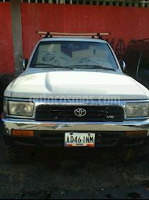 Foto venta carro Usado Toyota 4Runner 4x4 Limited (1992) color Blanco precio u$s2.200