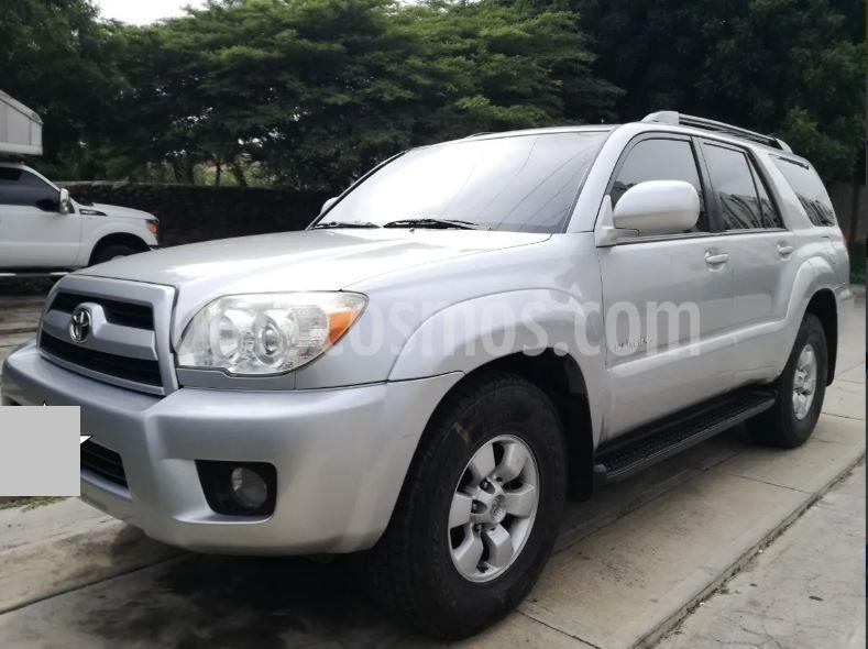 Toyota 4Runner Limited usado (2008) color Plata precio $45.000.000