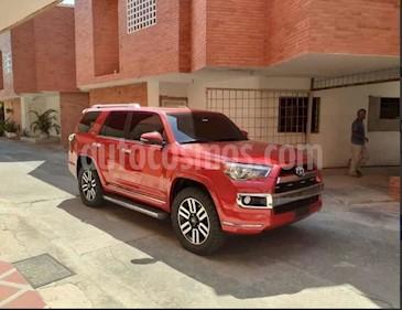 Toyota 4Runner Limited usado (2015) color Rojo precio $100.000.000