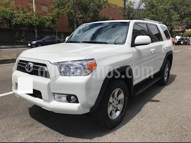 Toyota 4Runner SR5 usado (2012) color Blanco precio $79.000.000