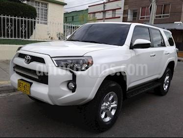 Foto venta Carro usado Toyota 4Runner SR5 (2016) color Blanco precio $136.800.000