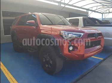 foto Toyota 4Runner Sr5 V6,3.4i,24v A 2 2 usado (2017) color Rojo precio BoF51.000