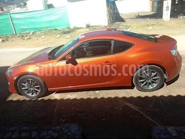 Foto Toyota 86 FT usado (2014) color Naranja precio $850.000