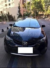 Toyota Auris 1.6L LEI usado (2015) color Negro precio $8.260.000