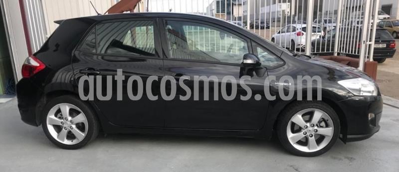 Toyota Auris LEI  usado (2011) color Negro precio $4.600.000