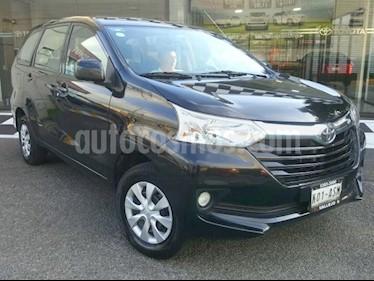 Foto venta Auto usado Toyota Avanza 5p L4/1.5 Man (2017) color Negro precio $198,000