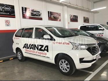 Foto venta Auto usado Toyota Avanza 5p LE L4/1.5 Aut (2019) color Blanco precio $244,000
