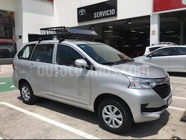 Foto venta Auto usado Toyota Avanza 5p LE L4/1.5 Man (2019) color Plata precio $225,000